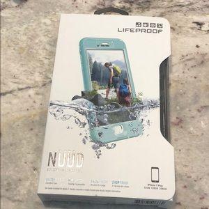 Life proof iPhone 7 Plus phone case